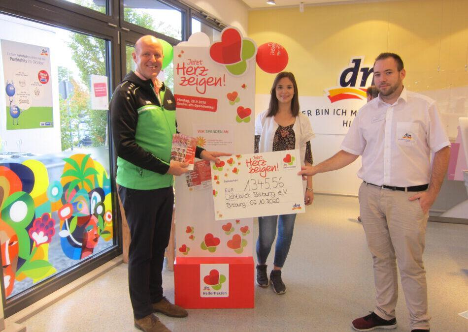 "Nationaler Spendentag ""Helfer Herzen 2020"""
